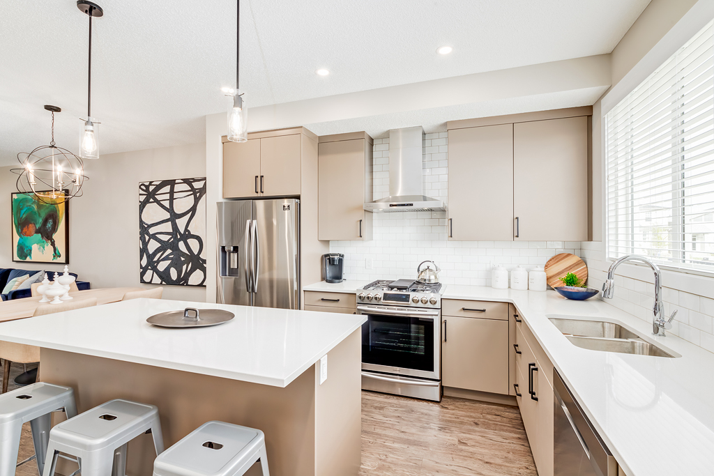Kitchen in the Fairview